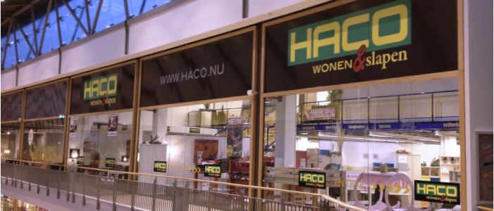 HACO Den Haag Megastores