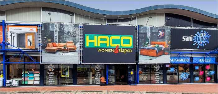 HACO Eindhoven - Ekkersrijt
