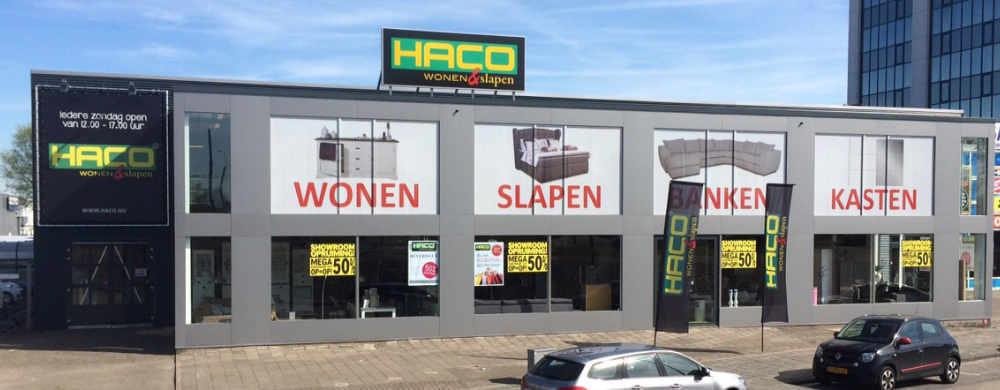 HACO Rotterdam Zuid De Kuip